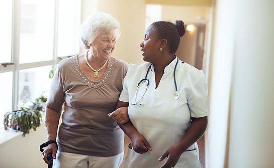 Short term nursing